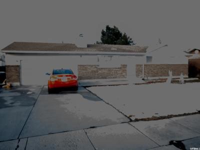 West Jordan Single Family Home For Sale: 2736 W Dimond Dr