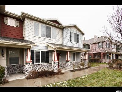 Pleasant Grove Condo For Sale: 1488 W 10 S #15