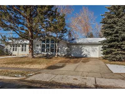 Layton Single Family Home For Sale: 2483 E Sunset Dr N