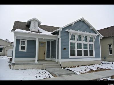 South Jordan Single Family Home For Sale: 11492 S Mt. Airy Dr W #153