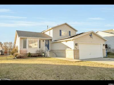 Pleasant Grove Single Family Home For Sale: 691 N 1550 W