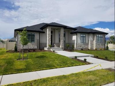Lehi Single Family Home For Sale: 2496 W 1350 N