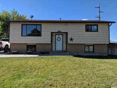 Grantsville UT Single Family Home For Sale: $229,900