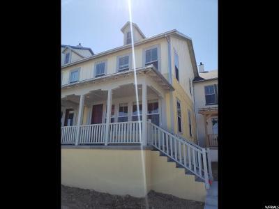 South Jordan Townhouse For Sale: 4636 W Serendipity Way S #211