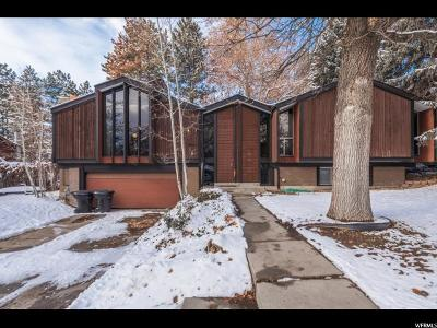 Provo Single Family Home For Sale: 2883 Indian Hills Dr