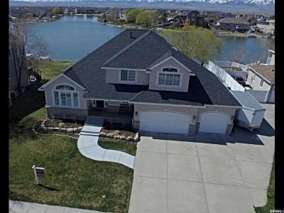 Stansbury Park Single Family Home For Sale: 195 Lakeview