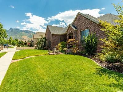 Draper Single Family Home For Sale: 404 E Azure Cir S