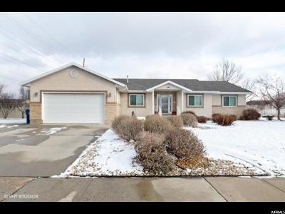 Highland Single Family Home For Sale: 10986 N 5870 W