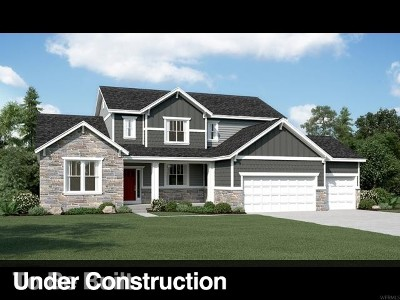 Herriman Single Family Home Under Contract: 7330 W 13859 S S #37