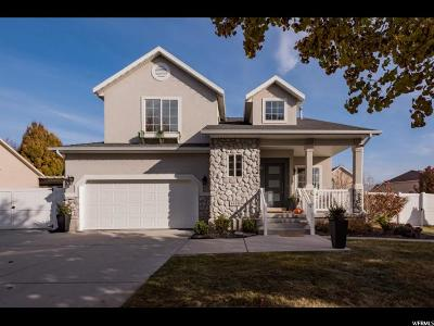Salt Lake City Single Family Home For Sale: 6459 S Mount Hood Dr W
