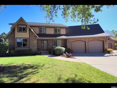 Provo Single Family Home For Sale: 4606 N 50 W