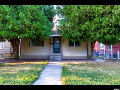 Provo Single Family Home For Sale: 821 E 50 S