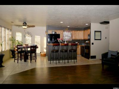 Single Family Home For Sale: 5415 S Le Chateau Way #5415