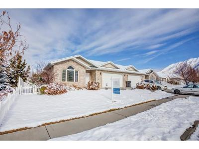 Utah County Single Family Home For Sale: 2103 E 1630 S