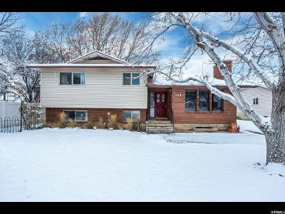 Spanish Fork Single Family Home For Sale: 168 S 600 E