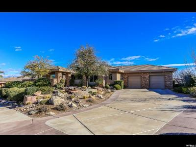 St. George Single Family Home For Sale: 1765 S View Point Dr