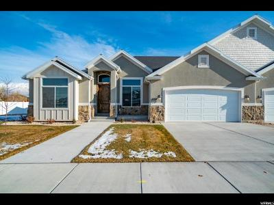 Provo, Orem Single Family Home For Sale: 1158 N Reese Dr W #23