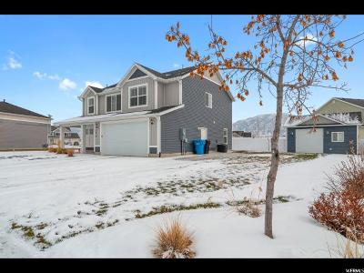 Nibley Single Family Home For Sale: 2916 Stonebridge Dr