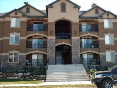Pleasant Grove Condo For Sale: 497 S 2220 W #204