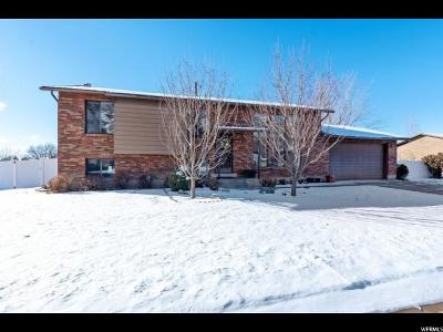 Davis County Single Family Home For Sale: 103 N Country Way