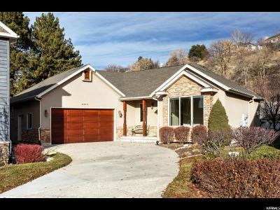 Cottonwood Heights Single Family Home For Sale: 8427 S Lantern Hill Ct