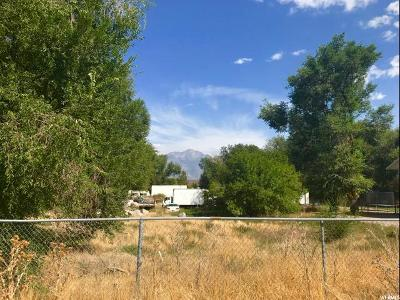 West Jordan Residential Lots & Land For Sale: 8499 S Shulsen Ln