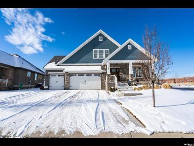 Mapleton Single Family Home For Sale: 867 S Crescent Way W