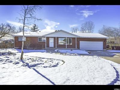 South Jordan Single Family Home For Sale: 2617 W Rustic Meadow Cir