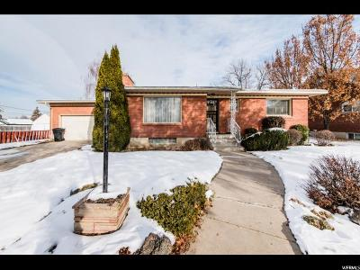 Wellsville Single Family Home For Sale: 431 W 400 N