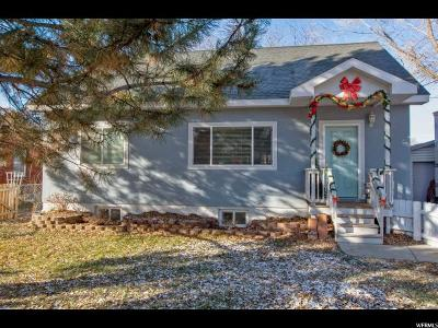 Single Family Home For Sale: 515 N 300 E