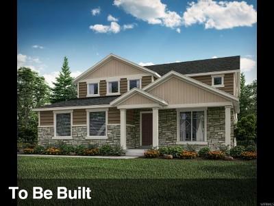 Springville Single Family Home For Sale: 990 S 750 W #41
