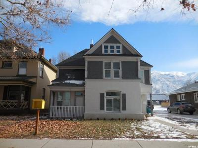Ogden Single Family Home Under Contract: 2524 Madison Ave