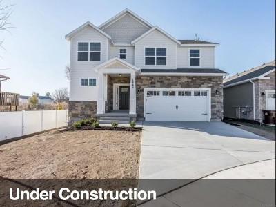 Salt Lake City Single Family Home For Sale: 917 Queensmill Ln E #203