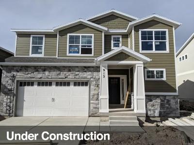 Salt Lake City Single Family Home For Sale: 913 E Queensmill Ln S #202