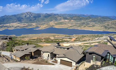 Wasatch County Single Family Home For Sale: 11575 White Tail Ct
