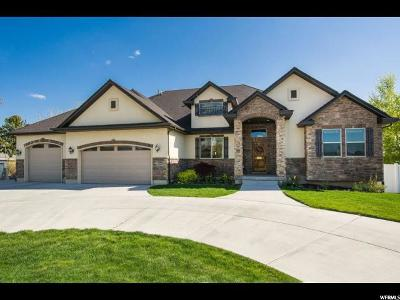 American Fork Single Family Home For Sale: 819 W 700 N