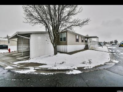 West Valley City Single Family Home For Sale: 3666 S River Horse Rd #199