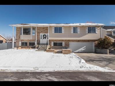 South Jordan Single Family Home For Sale: 10061 S Prestwick Cir