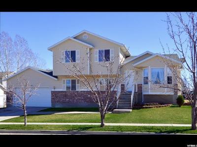Salt Lake City Single Family Home For Sale: 5343 W Ridge Brook Way
