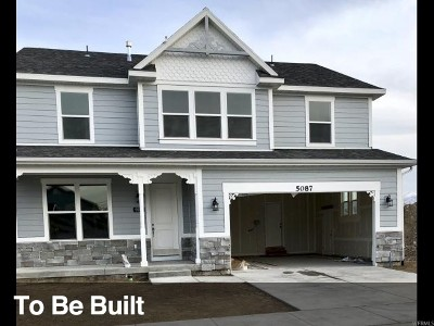West Jordan Single Family Home For Sale: 6634 W Terrace Sky Ln #413