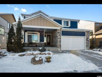 South Jordan Single Family Home For Sale: 10624 S Harvest Pointe Dr W