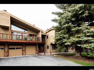Park City Condo For Sale: 429 Saddle View Way #29