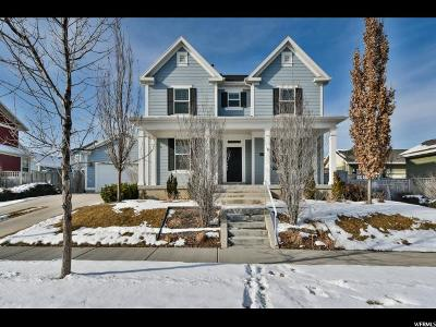 South Jordan Single Family Home For Sale: 10388 S Topview Rd W