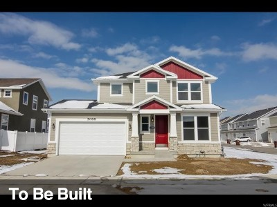 Herriman Single Family Home For Sale: 14862 S S Mossley Bend Dr W #62