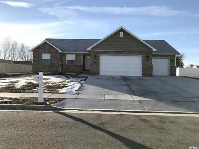 Tremonton Single Family Home For Sale: 662 E 100 N