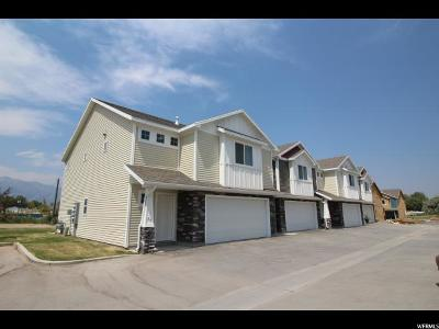 Hyrum Townhouse For Sale: 275 W 70 N