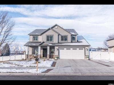 River Heights Single Family Home For Sale: 579 S 850 E