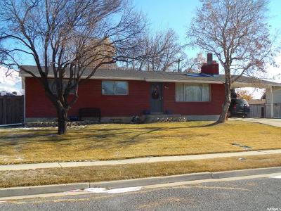 American Fork Single Family Home For Sale: 445 S Orchard