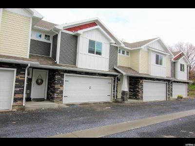 Hyrum Townhouse For Sale: 283 W 70 N