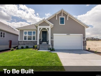 Herriman Single Family Home For Sale: 14971 S S Mossley Bend Dr W #71